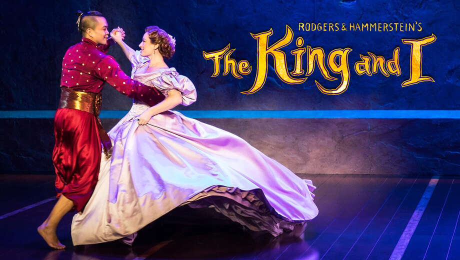 Image result for Rodgers & Hammerstein's The King and I musical