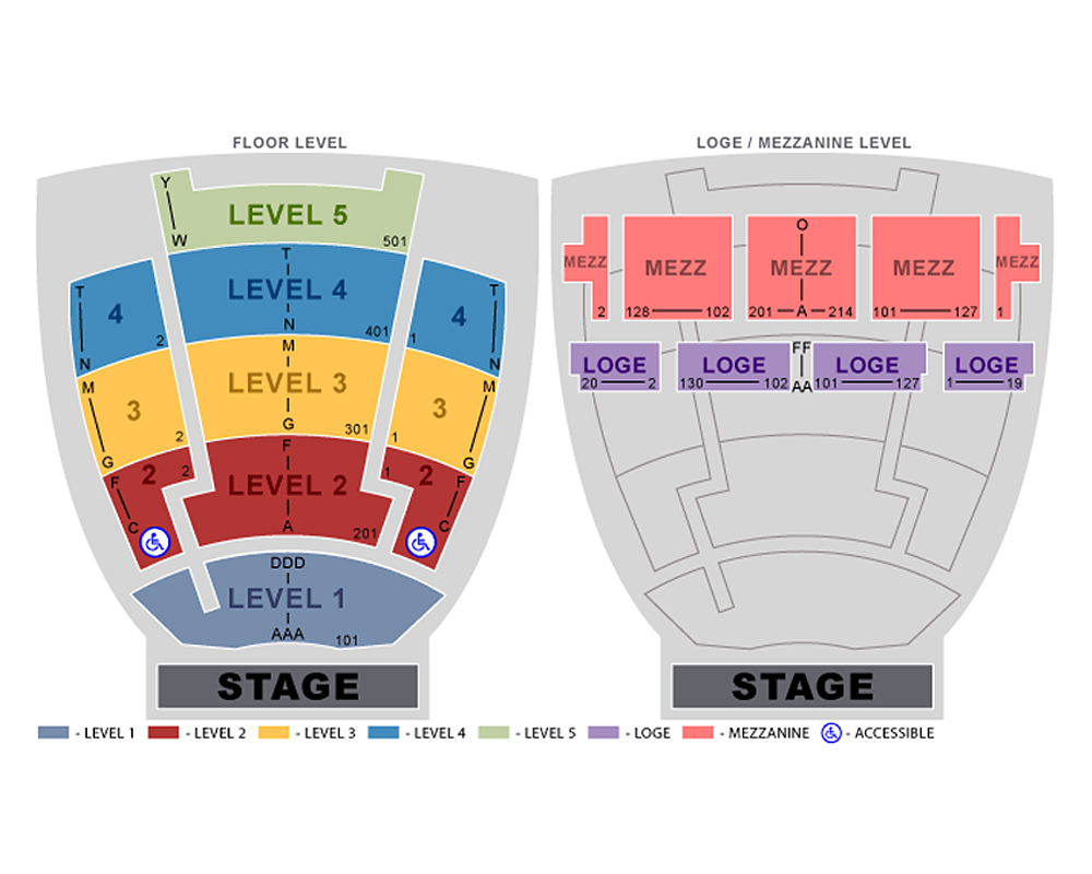 The wiltern los angeles tickets schedule seating charts goldstar