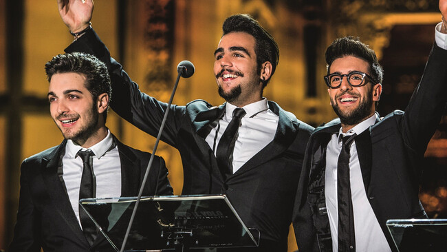 Il Volo Tickets