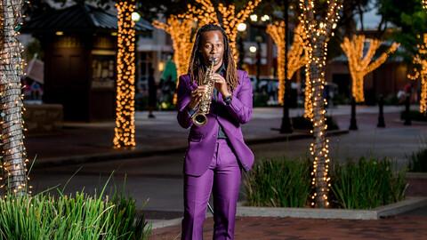 Jazz Saxophonist Chris Mitchell