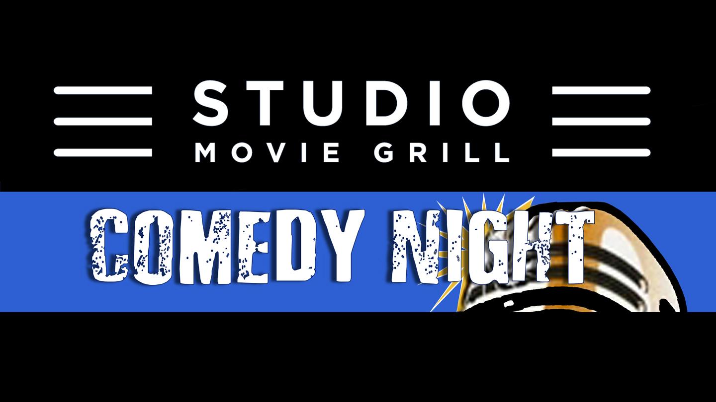 Studio Movie Grill Comedy Night
