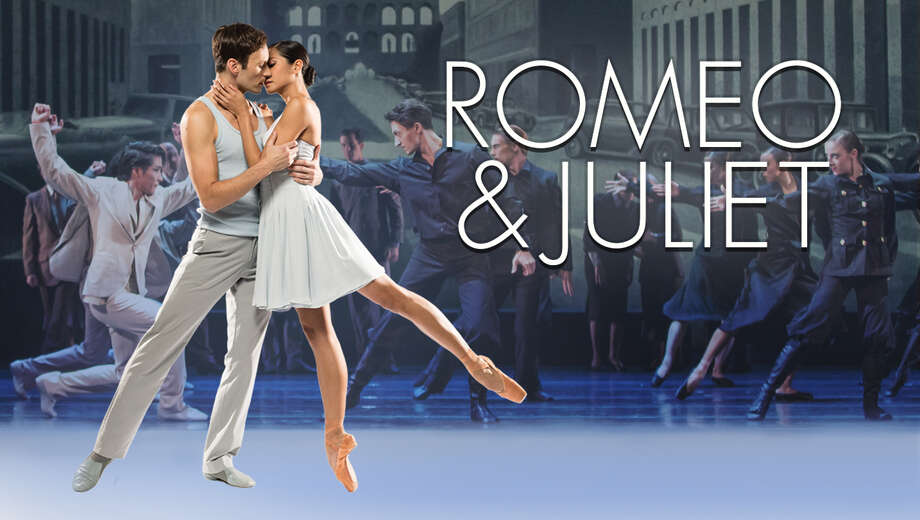 Image result for romeo and juliet ballet