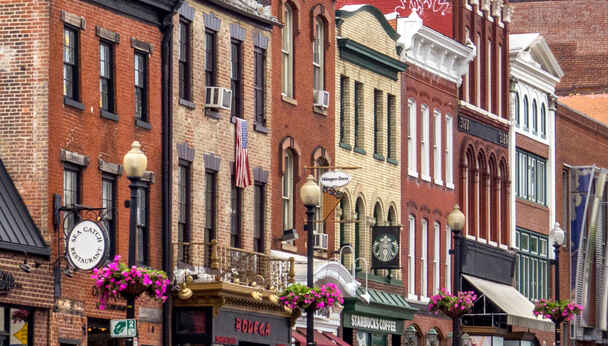 Venture Back in Time to Historic D.C. in Georgetown Walking Tour