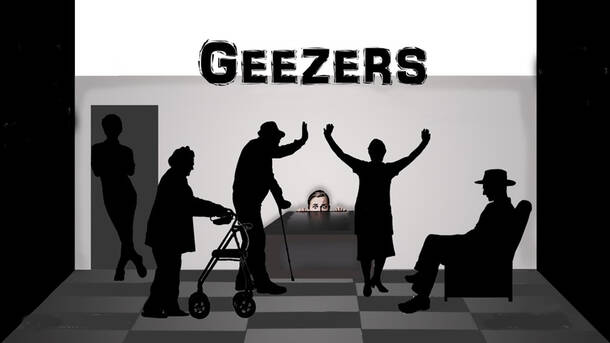 Funny Heartwarming Retirement Home Drama Geezers From Huntington Beach Playhouse