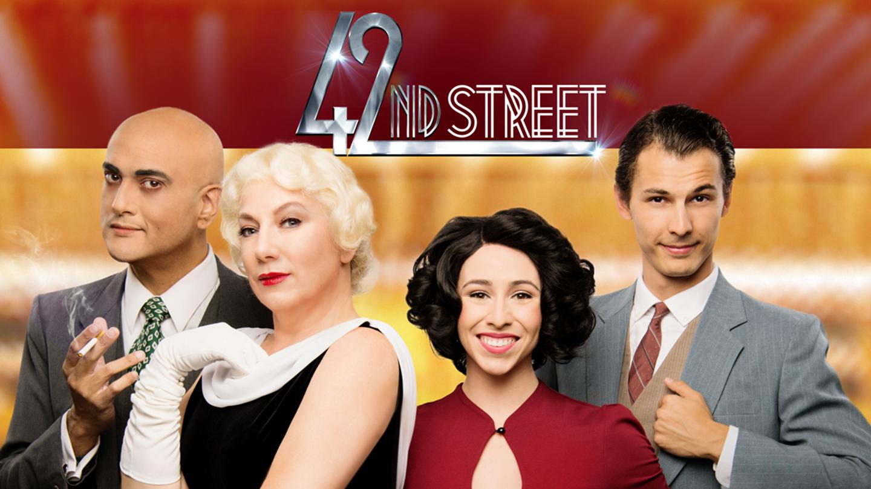 42nd Street | San Francisco, CA | Alcazar Theatre | December 9, 2017