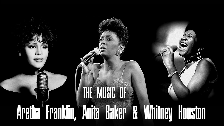 Emilie Surtees' Tribute to Aretha, Whitney & Anita