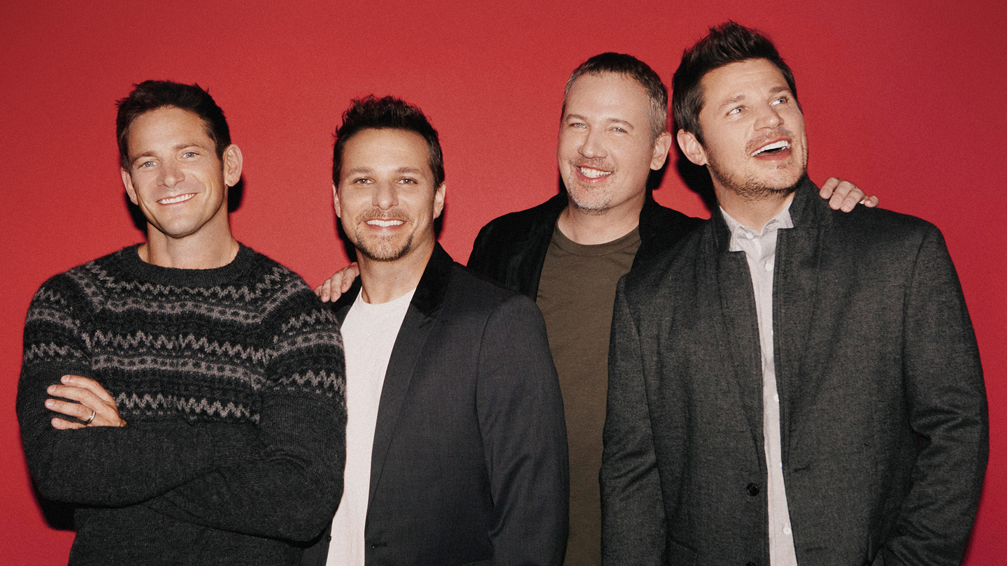 98 Degrees Performs Holiday Faves In Atlanta