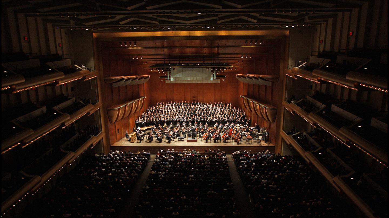 David Geffen Hall, New York: Tickets, Schedule, Seating Charts ...