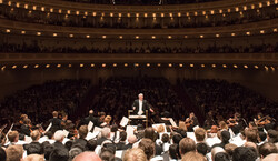 Isaac Stern Auditorium/Ronald O. Perelman Stage Tickets