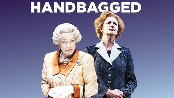 Handbagged The Iron Lady Versus Queen