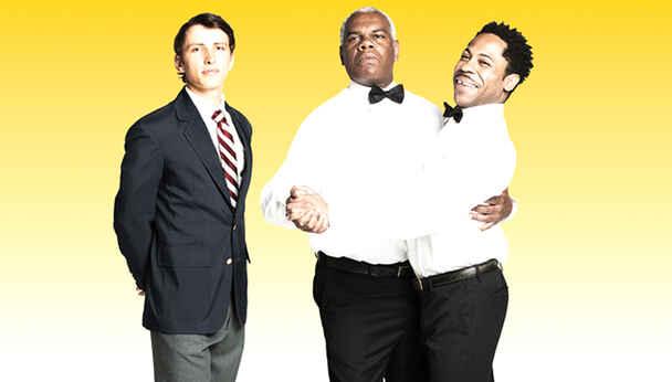 """Tony-Winning """"Master Harold"""" ... and the boys"""