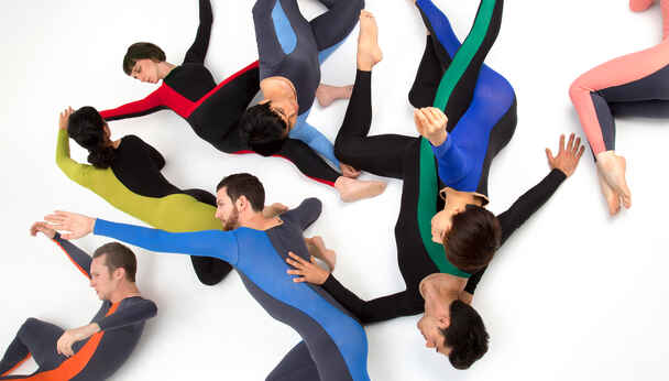 Doug Varone and Dancers & Mason Dance Company