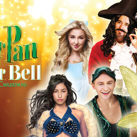 Peter Pan & Tinker Bell: A Pirate's Christmas