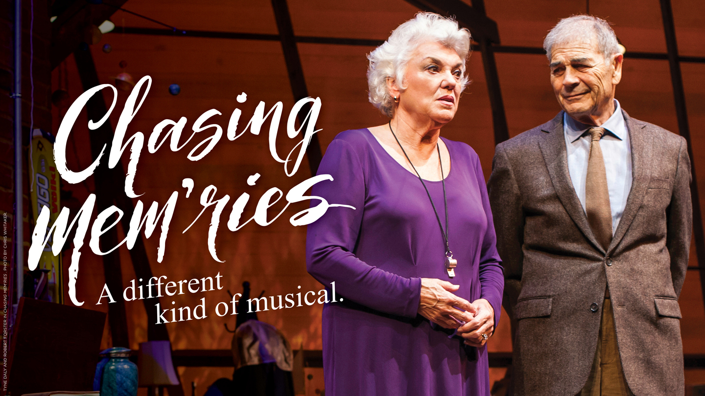 Chasing Mem'ries | Los Angeles, CA | Geffen Playhouse - Gil Cates Theater | December 9, 2017