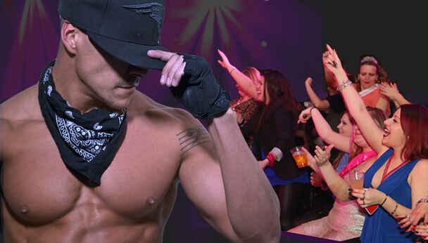 Men in Motion: Seductive Striptease