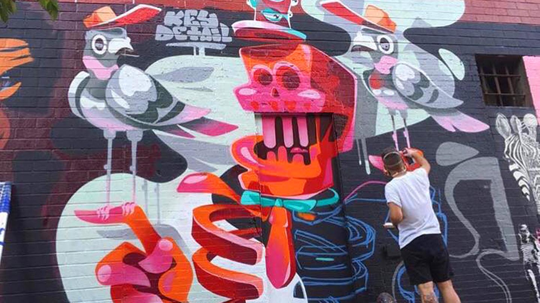 Lower East Side Street Art Walking Tour