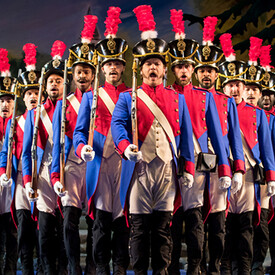 "Atlanta Opera's ""The Daughter of the Regiment"