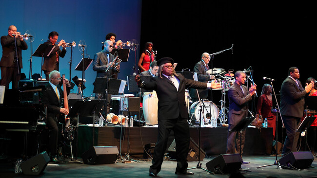 Juan de Marcos & the Afro-Cuban All-Stars Tickets