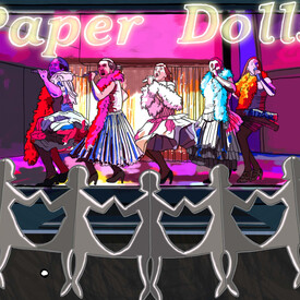 Mosaic Theater Presents Paper Dolls