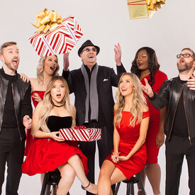 "Home For The Holidays"": Live on Broadway"