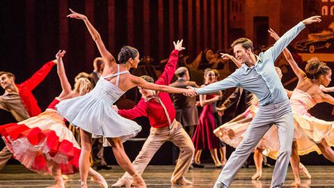 The Joffrey Ballet: