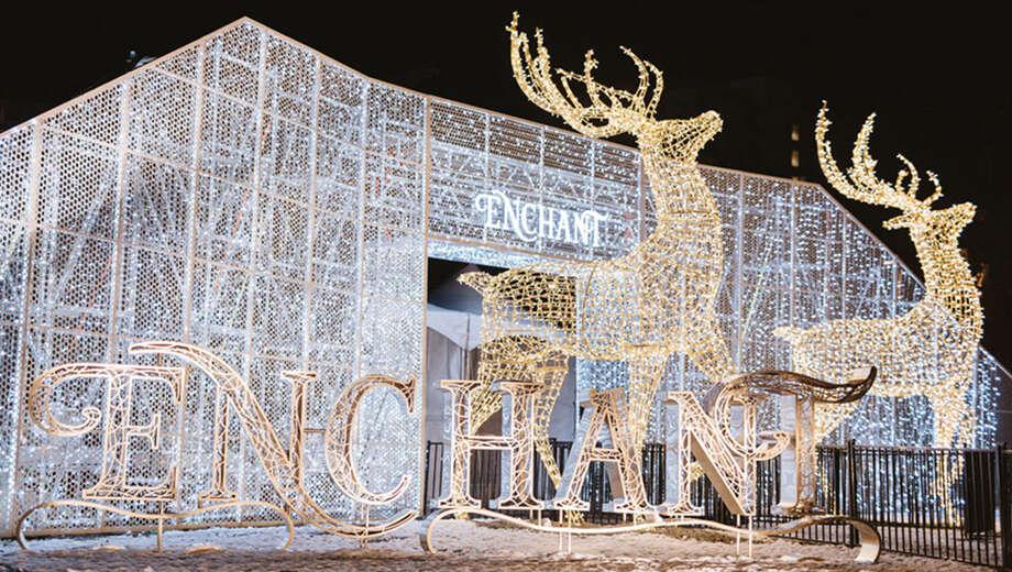 enchant the worlds largest christmas light maze market reviews ratings - Arlington Christmas Lights