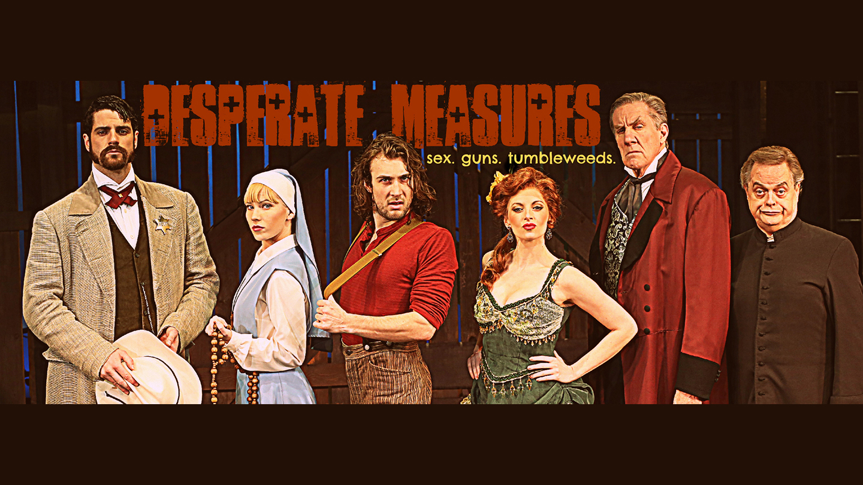 Desperate Measures | New York, New York | York Theatre Company | December 10, 2017