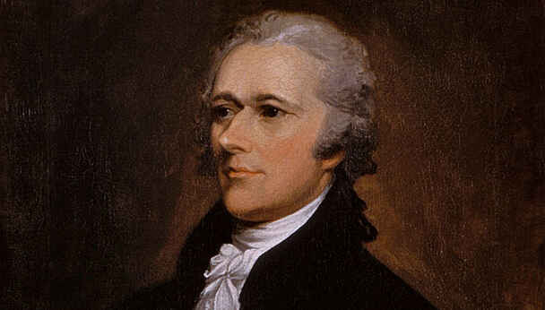 Mementos From the Life of Alexander Hamilton