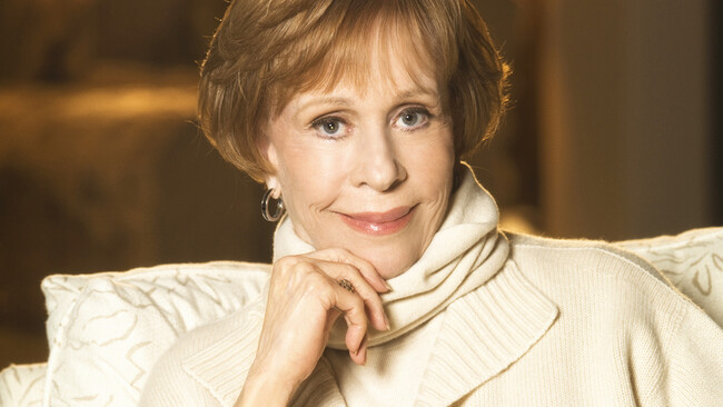 Carol Burnett Tickets