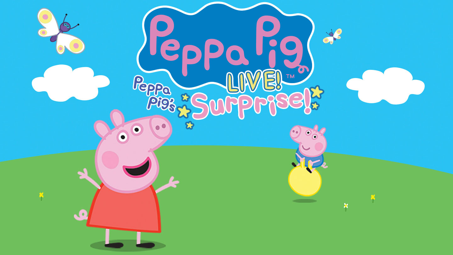Peppa Pig Live! Peppa Pig's Surprise!