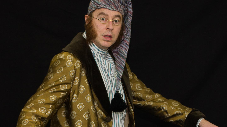 Ebenezer Scrooge's Big Playhouse Christmas Show