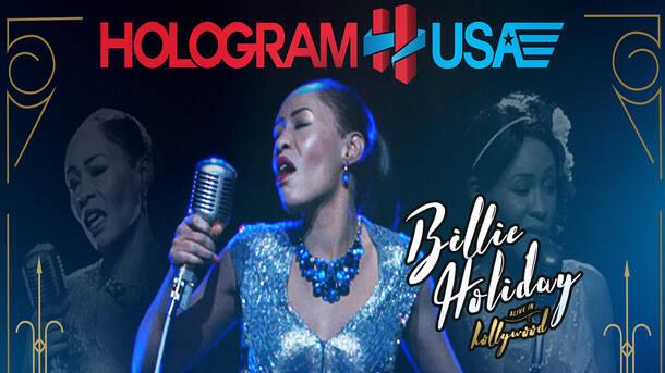 Hologram USA: Billie Holiday Alive