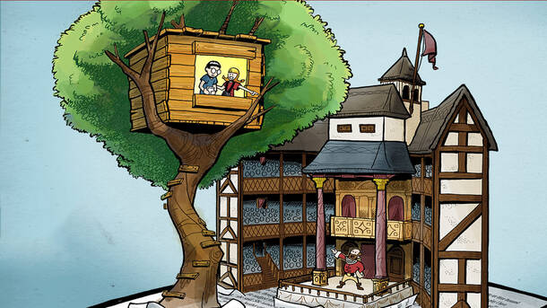 Magic Tree House Showtime With Shakespeare