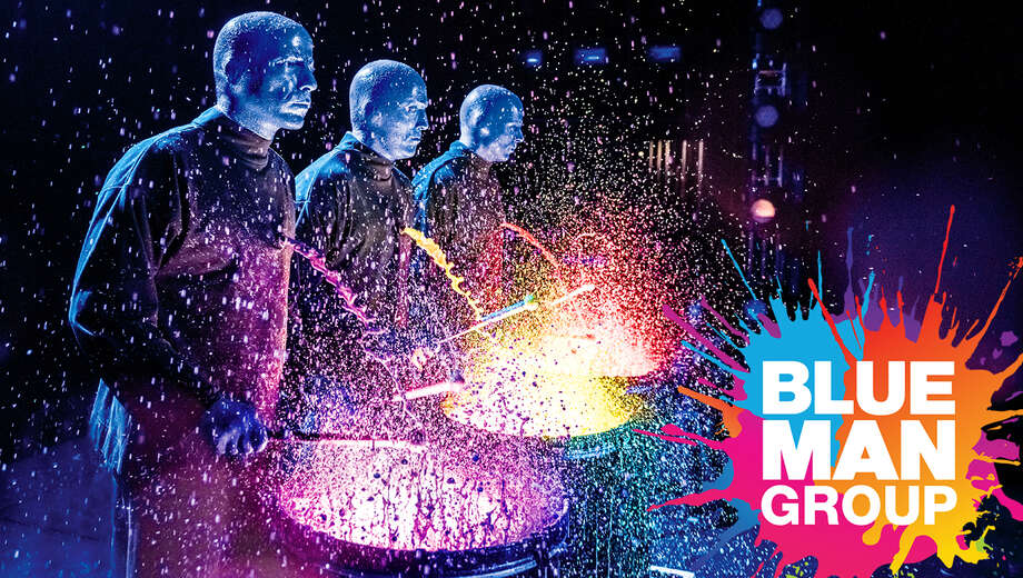 Image result for blue man group
