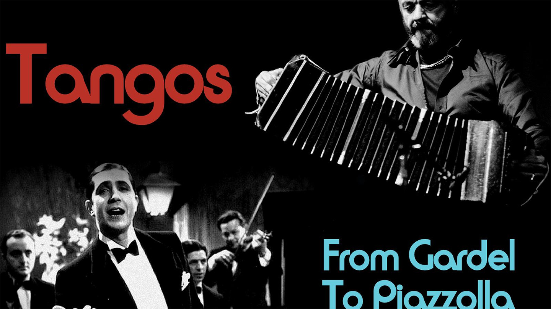 Tangos From Gardel to Piazzolla: Yael & Gabriel