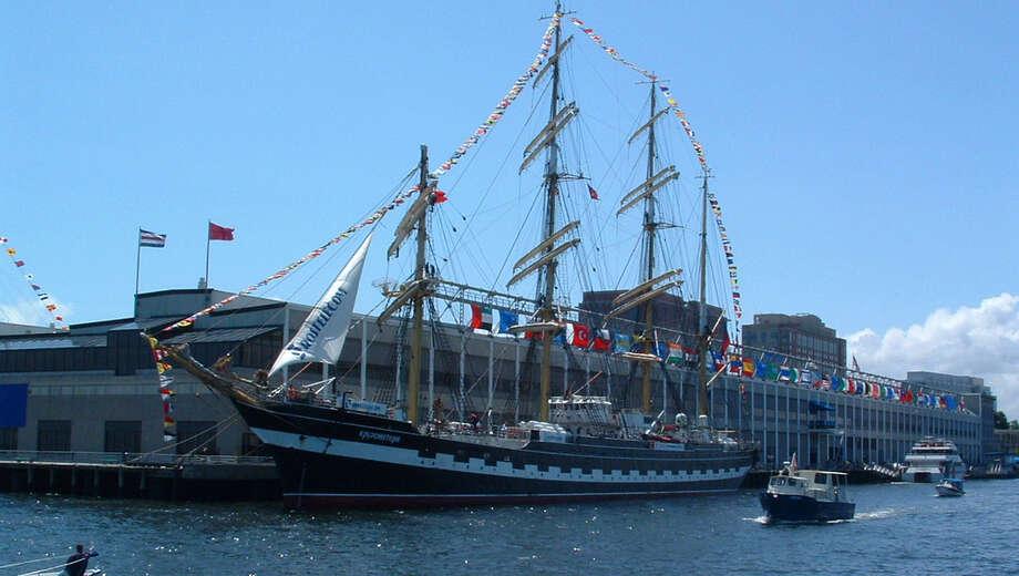 Tall Ships Sunset Cruise Boston Tickets Na At Massachusetts Bay - Boston tall ship cruise
