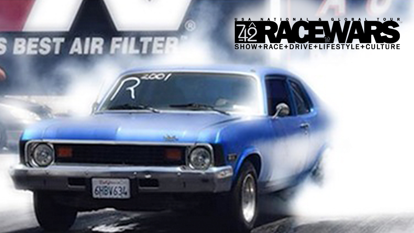 742 Race.Wars NY: Drag Racing and Car Show