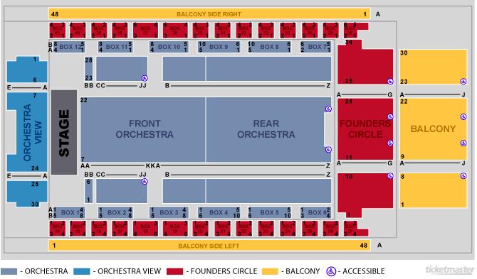 Schermerhorn symphony center nashville tn tickets schedule