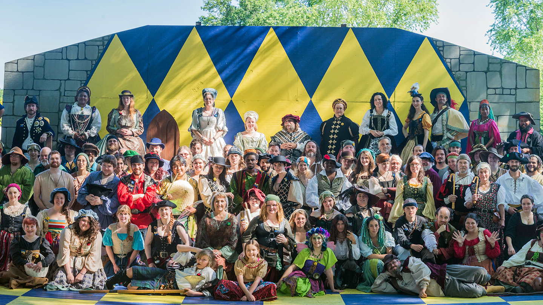 New Jersey Renaissance Faire: Craft Vendors, Medieval Cosplay, & Archery