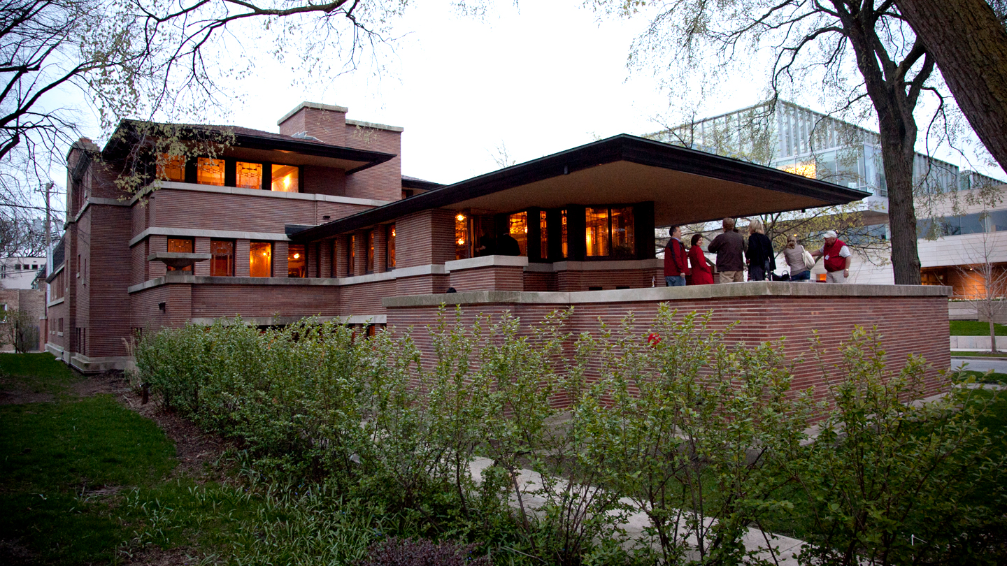 Exceptional April After Hours At Robie House