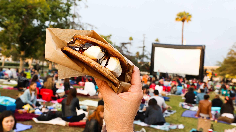 Street Food Cinema: West Hollywood