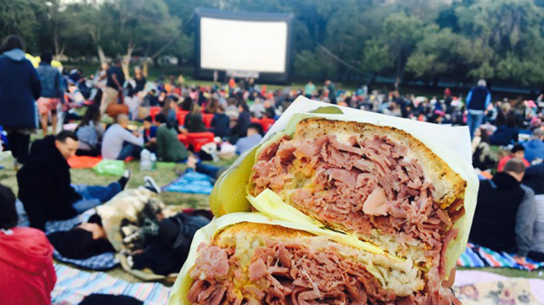 Street Food Cinema: Glendale at Brand Library Park