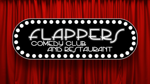 Flappers Comedy Club in Burbank