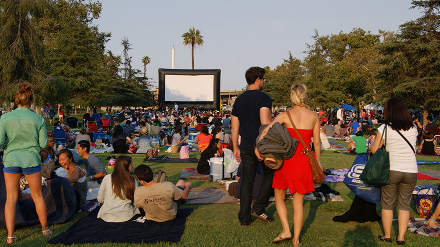 Street Food Cinema: Downtown (Expo Park) Los Angeles Tickets - n/a ...