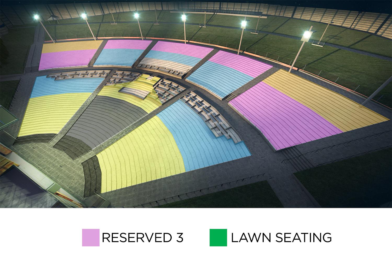 Fiddler s green amphitheatre denver tickets schedule seating