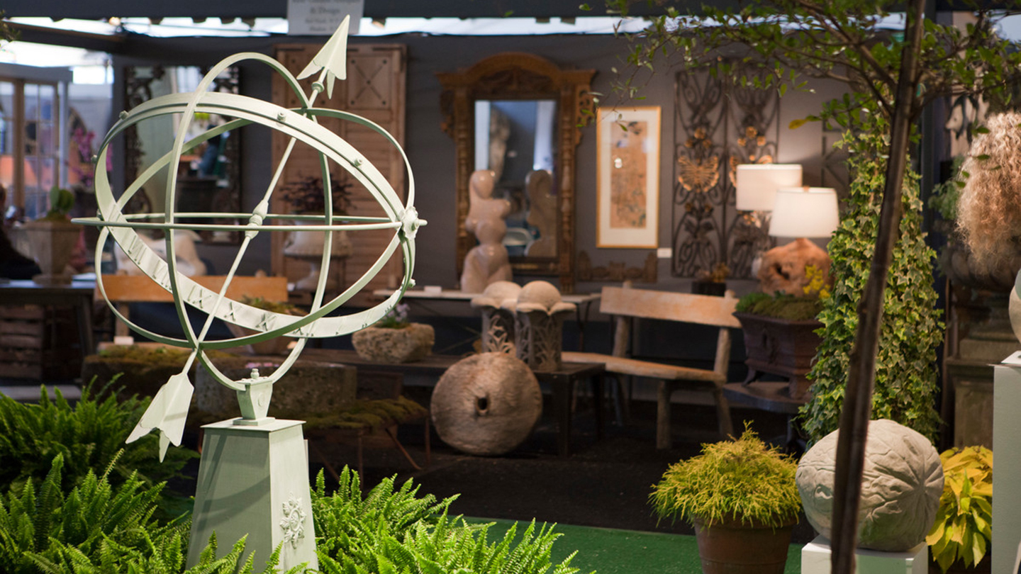 Garden Art & Antiques Fair New York Tickets - n/a at New York ...