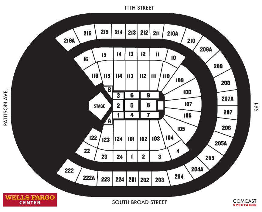 Wells fargo center philadelphia philadelphia tickets schedule