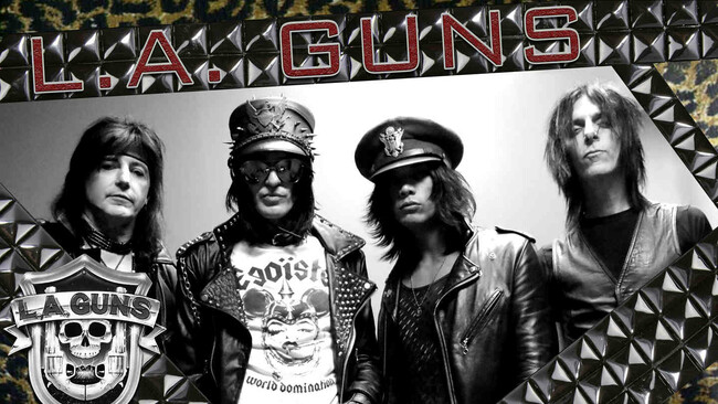 L.A. Guns Tickets