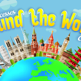 The Princesses Around The World Adventure