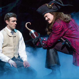 "Broadway In Boston presents ""Finding Neverland"
